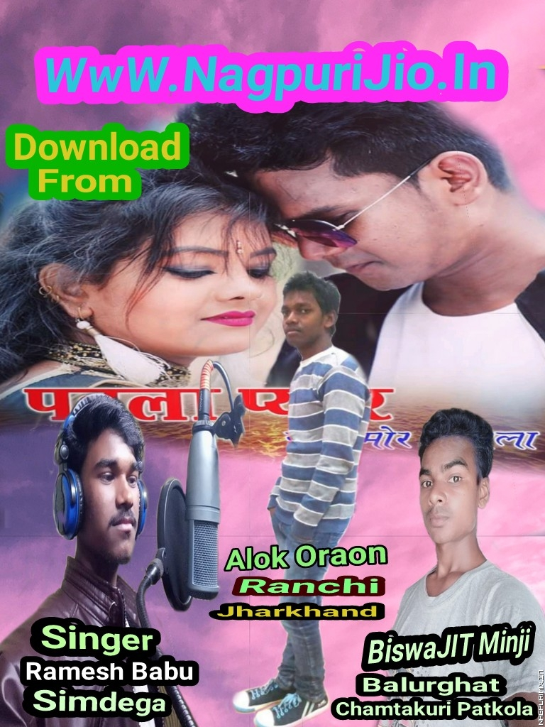 Faish gelo Re Sanam Tore Pyaar Me New Nagpuri Hit Song -Singer- Ramesh Babu _Simdega_Jharkhand-l.mp3